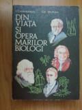H1a Din Viata Si Opera Marilor Biologi - I. Ceausescu Gh. Mohan