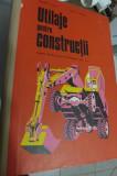 Utilaje pentru constructii - Manual - Ceausescu/ Plesoianu