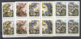Russia 1983 Spring flowers x 4 MNH DC.047