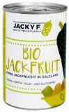 Jackfruit bio in saramura, 400g / 225 g Jacky F.