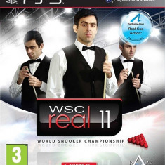 WSC Real 11 PS3