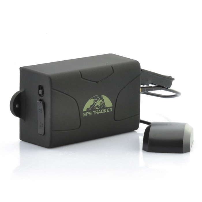 Car GPS Tracker - In Timp Real - Magnetic, Antiacvatic