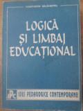 LOGICA SI LIMBAJ EDUCATIONAL-CONSTANTIN SALAVASTRU