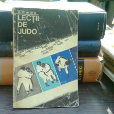 Lectii de judo - A. Muraru