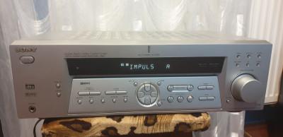 Amplificator Audio Statie Audio Amplituner Sony STR-DE475 foto