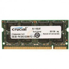 Memorie notebook 2GB DDR2 800Mhz
