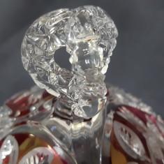 Set Vază și Bomboniera de cristal