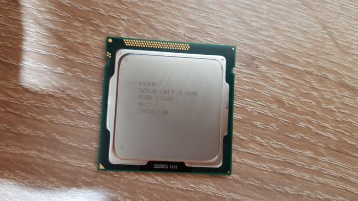 Procesor Intel Core i5-2500K,3,30Ghz Turbo 3,70Ghz,6MB,Socket 1155