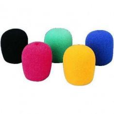 Set protectoare burete microfoane Stage Line WS-5