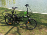 Bicicleta asistata electric, pliabila, noua, tip pedelec, marca FreeWheel Urban., 26, 3, 20