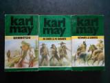 KARL MAY - WINNETOU 3 volume, opere 22, 23 si 24