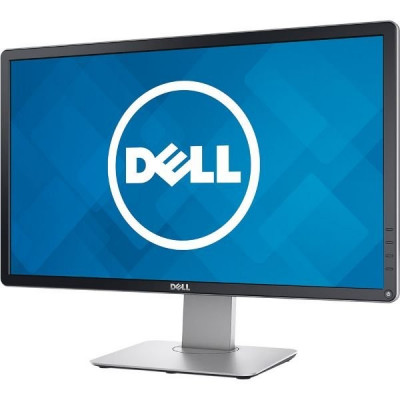 Monitor 23 inch LED, IPS, DELL P2314H, Black & Silver foto