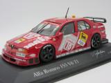 Macheta Alfa Romeo 155 V6 TI #10 Minichamps 1:43