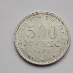 500 MARK  1923 A-XF