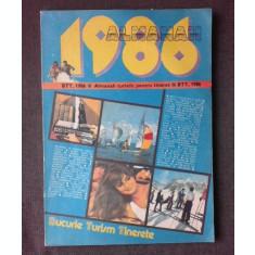 ALMANAH TURISTIC 1986