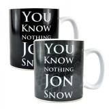Cana termosensibila Game of Thrones - Jon Snow