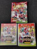 Albume fotbal Painini cu stickere Spania Liga Santander. Italia Calciatori.