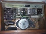 Aparat de radio pe vechi pe lampi,aparat de radio pe lampi CARMEN 2,T.GRATUIT
