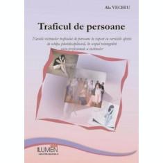 Traficul de persoane. Nevoile victimelor traficului de persoane in raport cu serviciile oferite de echipa pluridisciplinara, in scopul reintegrarii so