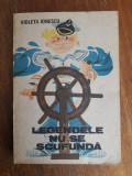 Legendele nu se scufunda - Violeta Ionescu, Puiu Manu/ R6P2F