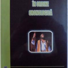 MANIFESTAREA SACRULUI IN ORDINE CRONOLOGICA , VOL. XVIII de IOAN BUCIUMAN ...VADIC TANASE , 2011