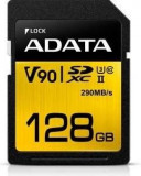 Card de memorie ADATA V90 128GB Premier ONE SDXC UHS-II U3 Clasa 10