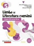 Exercitii practice de limba si literatura romana. Clasa a V- . 2020-2021/Mina-Maria Rusu, Geanina Cotoi, Irina Haila, Mihaela Timingeriu