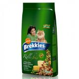 Brekkies Cat Excel Rolls, 20 kg