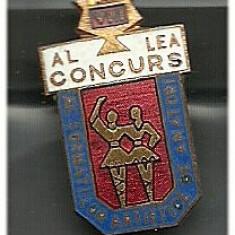 Insigna VIII-lea Conc.al Formatiilor artistice