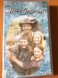MICII INGERASI   - Film CASETA VIDEO VHS