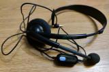 Cască (headset) Microsoft pentru controllere xbox360, Casti
