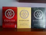 James Frey & Nils Johnson-Shelton - trilogia Endame (3 volume)