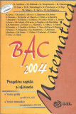 Matematica. Bac. 2004 - D. Andrica