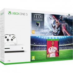Consola Xbox One S 1TB + Star Wars JEDI: The Fallen Order + FIFA20