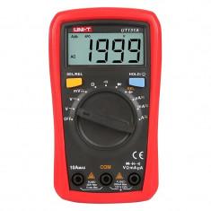 Multimetru digital UNI-T UT131A, LCD, verificare diode