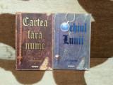 CARTEA FARA NUME/OCHIUL LUNII-ANONYMOUS (2 VOL)