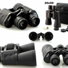 BINOCLU PROFESIONAL CU SISTEM LENTILE HD VIEW NIGHT/DAY VISION,20X50.SIGILAT!