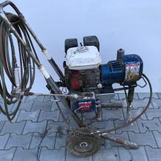 Pompa vobsit GRACO GM 3500 pe benzina