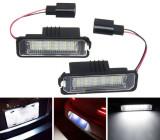 Lampi Numar LED VW Golf 3/4, Passat, Polo, Sharan, Seat, Skoda