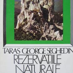 Rezervatiile naturale din Bucovina (cu harta) - Taras George Seghedin