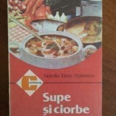 Supe si ciorbe – Natalia Tautu- Stanescu