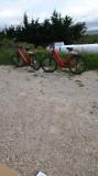 "Bicicleta electrica,26"",250w, 36v, foarte puțin uzată (maximum 10 km), 20, 7"
