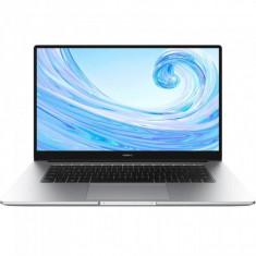 Laptop Huawei MateBook D15 15.6 inch FHD Ryzen 5 3500U 8GB DDR4 256GB SSD Radeon Vega 8 Windows 10 Home Silver