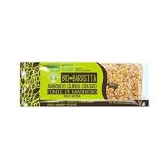 Baton Bio Fara Gluten cu Amarant Quinoa si Ghimbir Probios 25gr Cod: 8018699021994