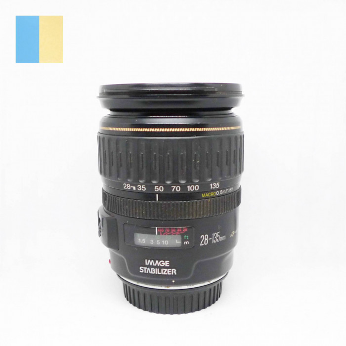 Obiectiv Canon Zoom Lens EF 28-135mm f/3.5-5.6 IS