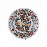 Farfurie traditionala ceramica colorata de corund 19 cm | Invie Traditia