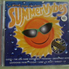 2 CD la pret de 1 - SUMMER VYBES - 2 C D Originale