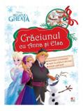 Cumpara ieftin Disney. Crăciunul cu Anna şi Elsa. Regatul de gheață (decorațiuni)