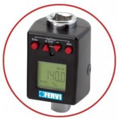 "Cheie dinamometrica digitala Fervi 0268, 1/2"", 40-200 Nm"