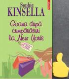 Goana dupa cumparaturi la New York Sophie Kinsella